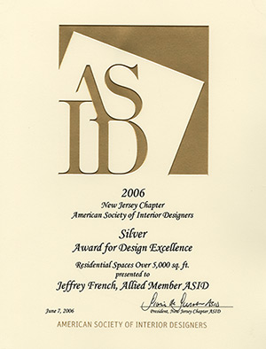 New Jersey Chapter American Society of Interior Designers