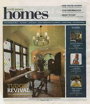 North Jersey Homes Magazine Cover